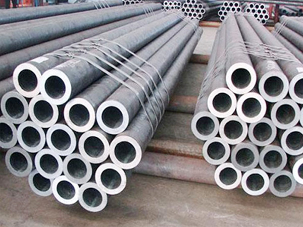 Cast steel pipe